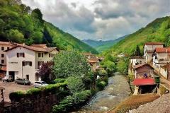 261-Frontière France Espagne-Rio Valcarlos (2)