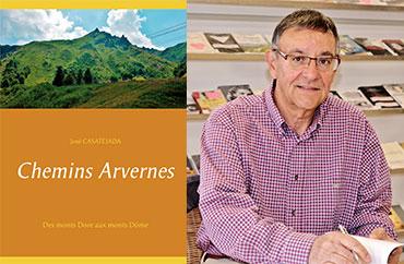 Chemin Arvennes - José Casatejada